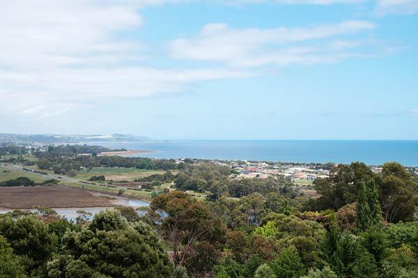 région de Wilmot tasmanie