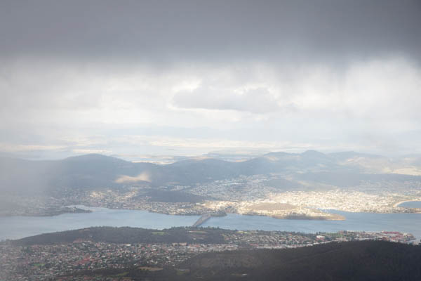 Point de vue Hobart