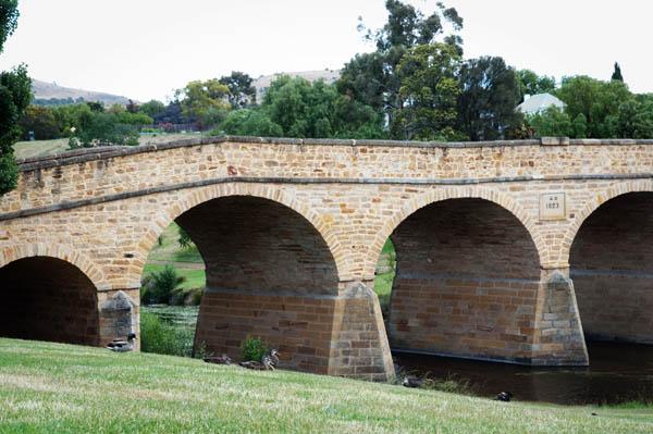 Richmond Bridge Tasmanie
