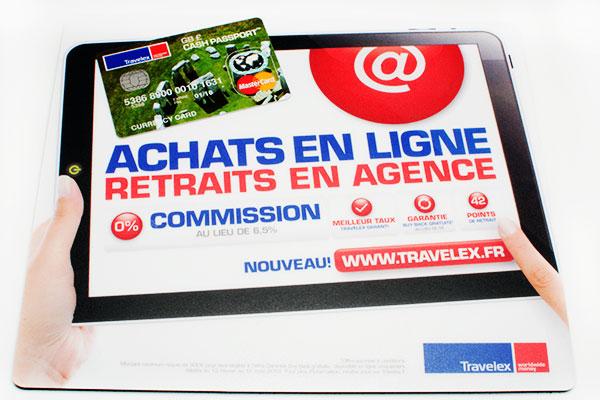 Carte Cash Passport de Travelex