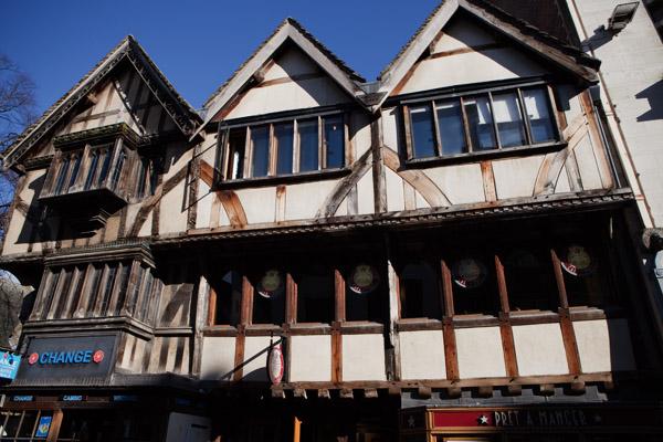 Oxford Architecture