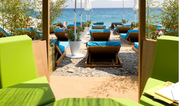 Hi eco spa & beach de Nice