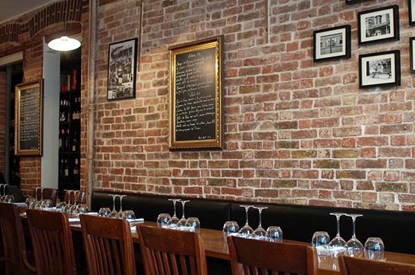Go ter la bistronomie au restaurant le garde temps paris 9 reverdailleurs blog voyages - Restaurant le garde manger le havre ...