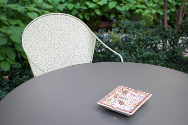 Tea time au Regent's Garden Paris