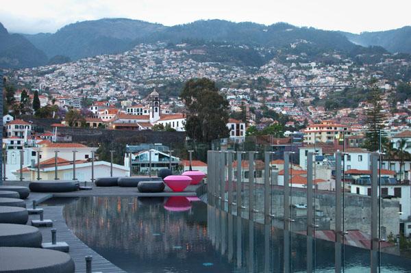The Vine Hotel Funchal à Madère