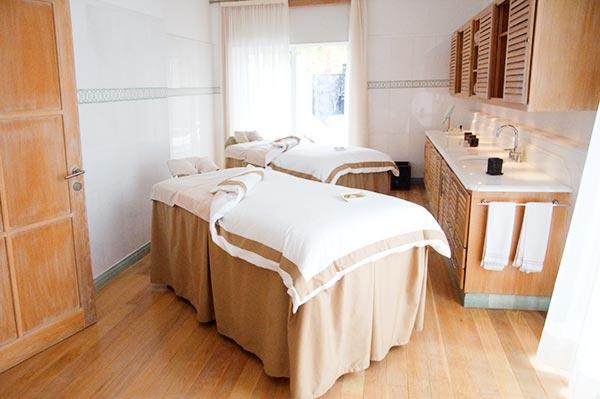 Reid's Palace Funchal : salle de soin pour couple