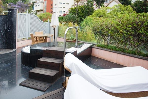 Top 5 des h tels spa de mad re test s pour vous reverdailleurs blog voyag - Spa sur terrasse appartement ...