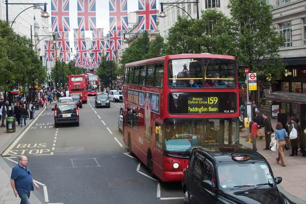 Union Jack Londres
