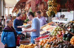 Marché de Funchal