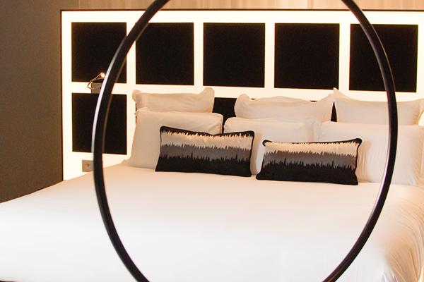 Chambre dreamcatcher du Legend Hotel