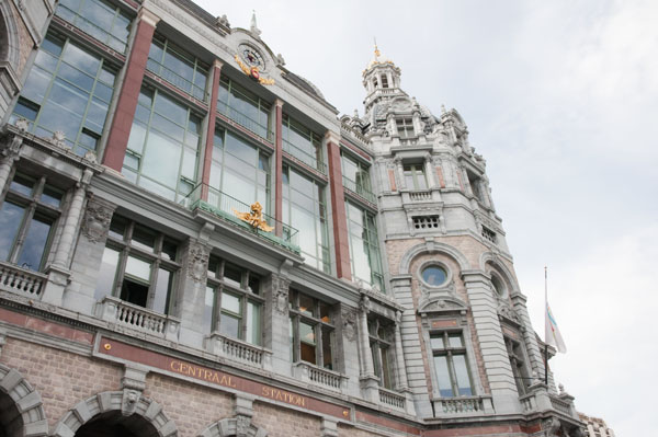 Gare de Anvers