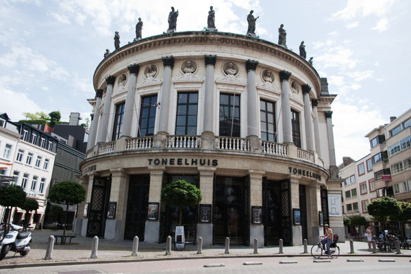 Bourla Theater à Anvers