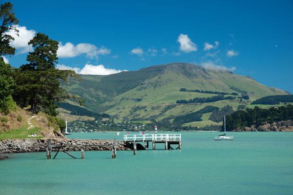 Au niveau de Christchurch en Nouvelle-Zélande en 2011