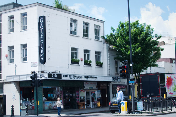 Gate cinema Notting Hill Londres