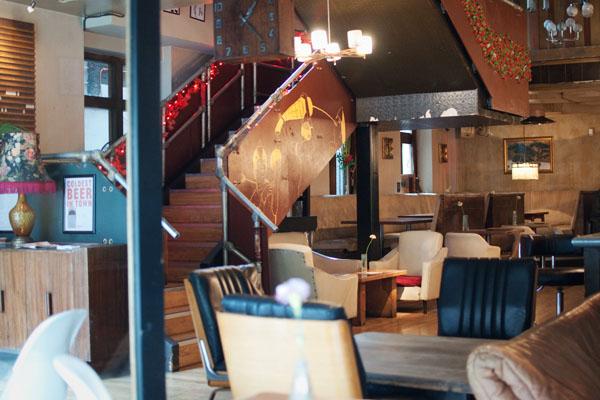 Bar Keston Lodgë à Angel Londres