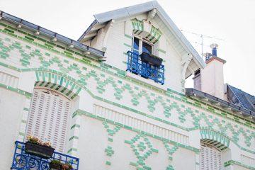 Villa Daviel Paris 13