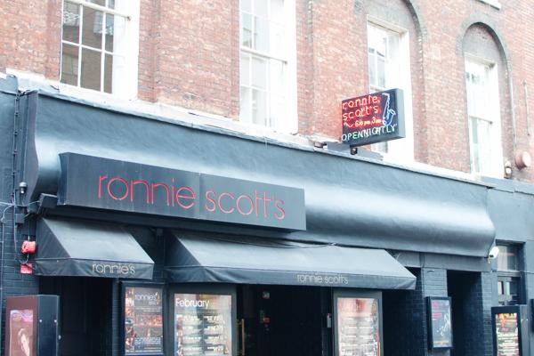 Ronnie Scott's London