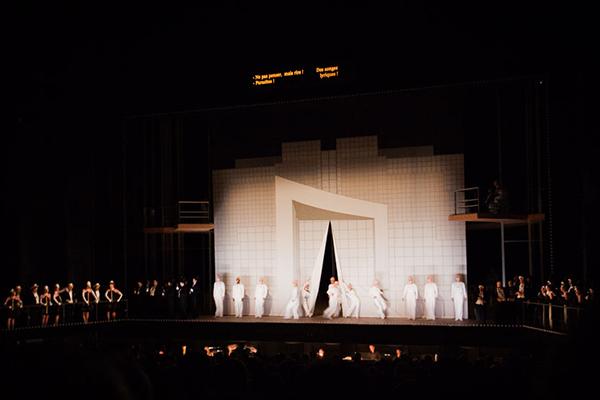 Opéra Bastille - Amour des 3 Oranges