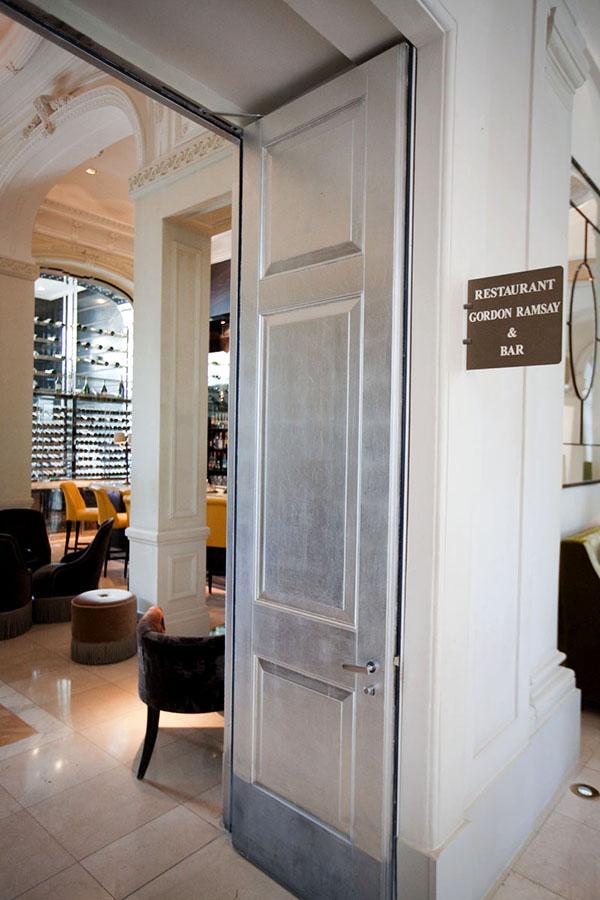 Restaurant Gordon Ramsay au Trianon Palace Versailles