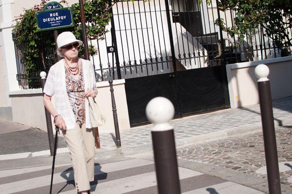 Rue Dieulafoy Paris 13
