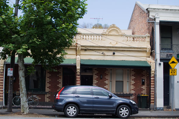 Maisons de Melbourne Australie