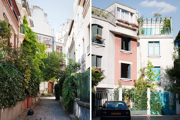 Cité Florale - Paris 13