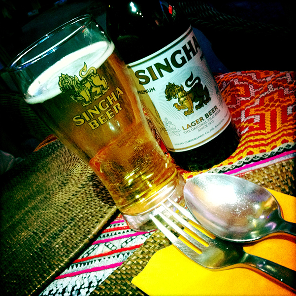 Bière Singha