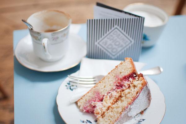 tea time chez Drink Shop & Do à Londres