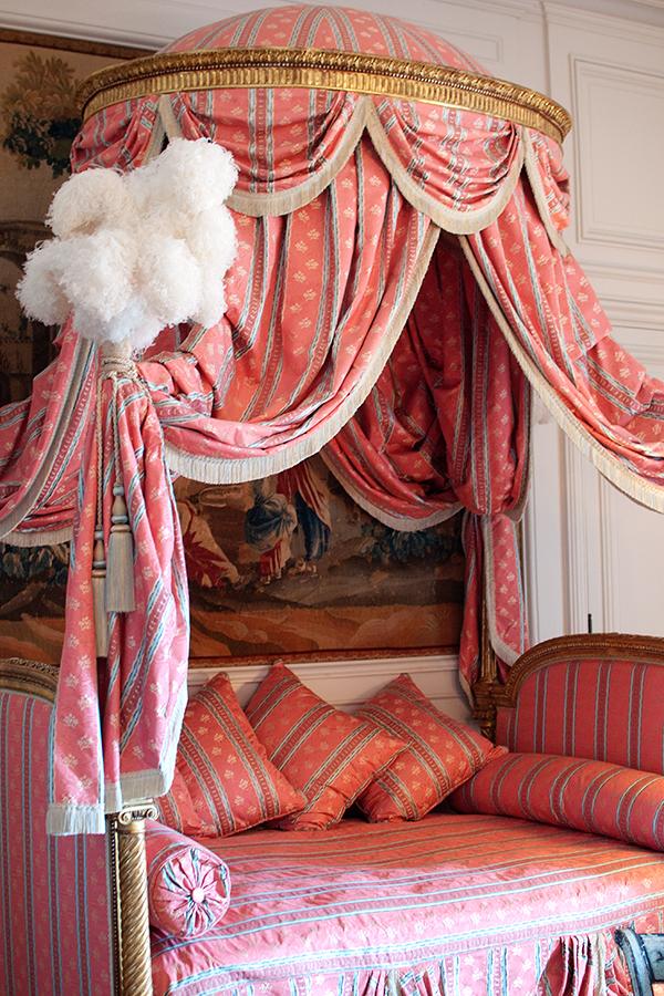 Une chambre du Chateau de Hautefort