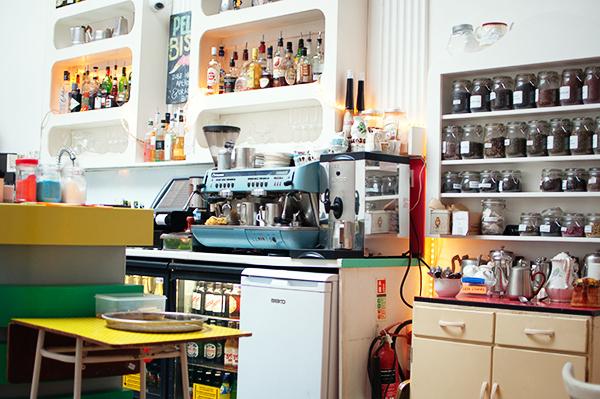 Afternoon Tea Drink Shop & Do Londres