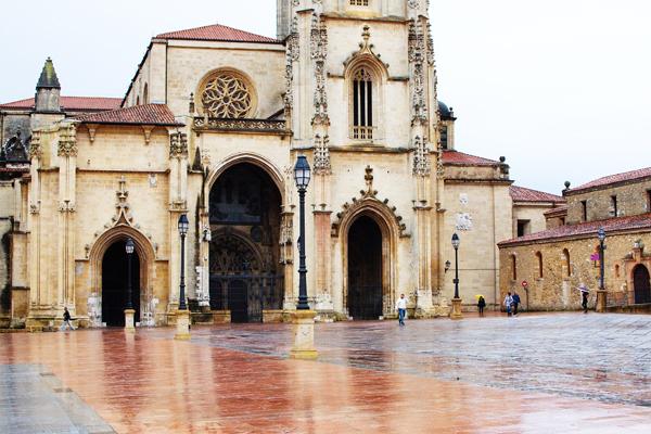 Cathédrale San Salvador de Oviedo