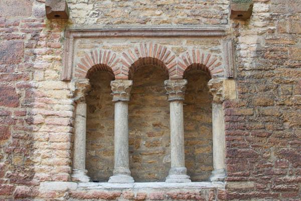 Architecture préromane des Asturies à Oviedo