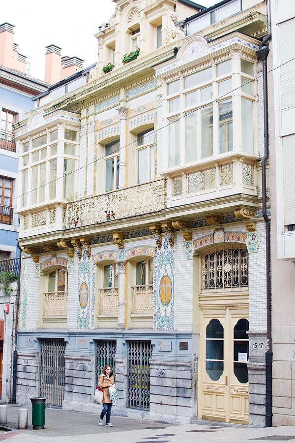Architecture Oviedo