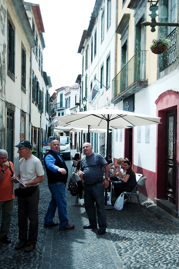 centre historique de Funchal