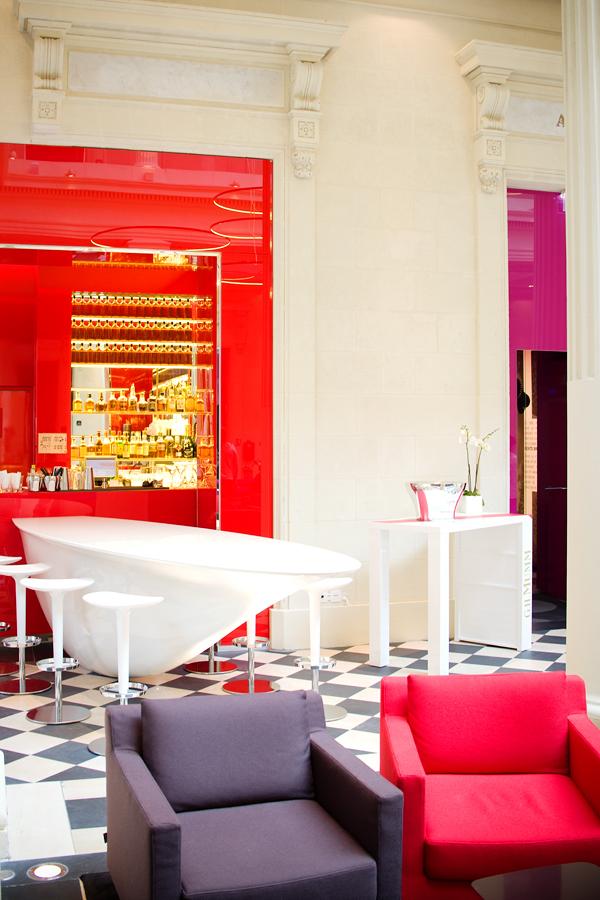 Radisson BLU Nantes - Le bar