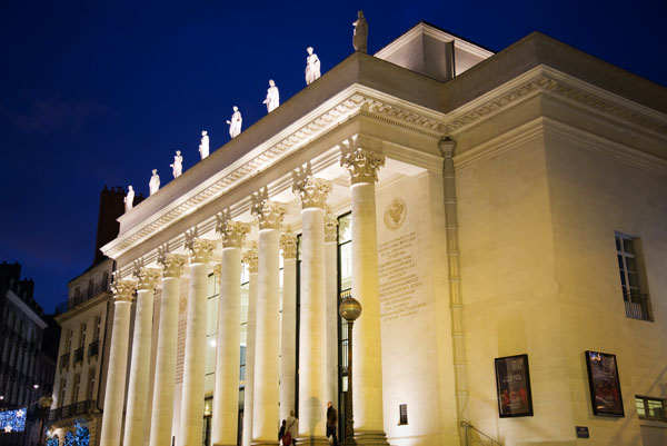 Opéra Graslin à Nantes