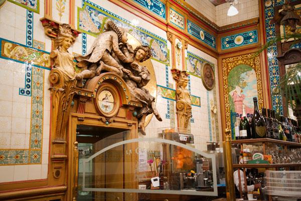 La Cigale Brasserie à Nantes