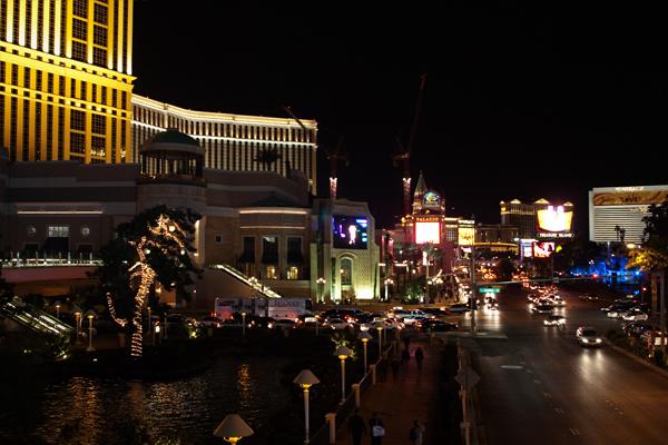 Fêtes à Las Vegas