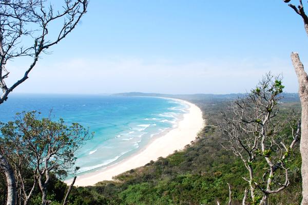 Byron Bay Australie