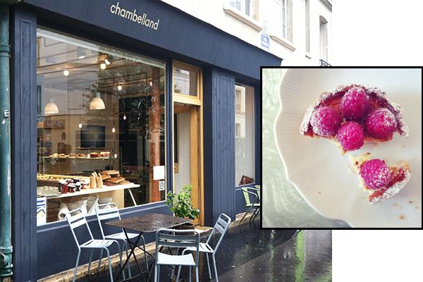 Boulangerie Chambelland sans gluten Paris