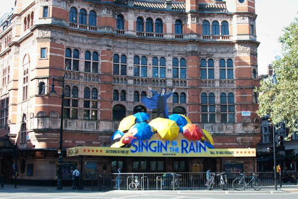 Singin in the Rain - Londres