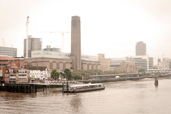 The London Thames