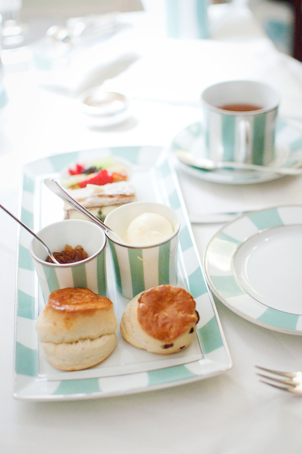 Gluten Free afternoon tea à Londres