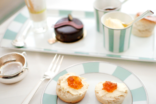 Afternoon tea gluten free party in London