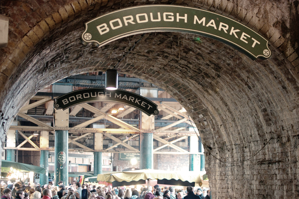 Borough Market Londres