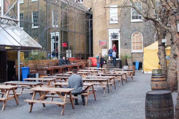 VIBE Bar Londres