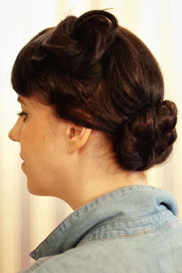 Le Cocon des Demoiselles coiffure vintage