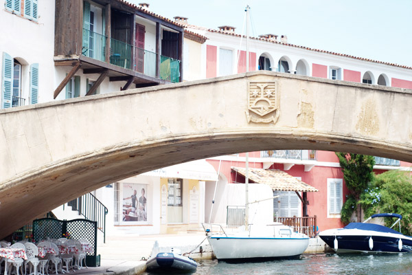 Port Grimault cité lacustre