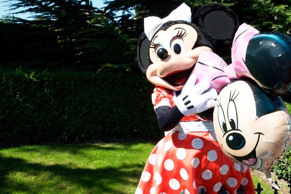 Minnie - Personnages Disneyland