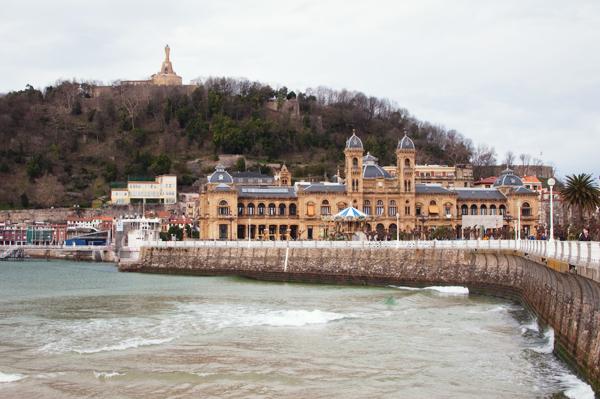 La Mairie de San Sebastian